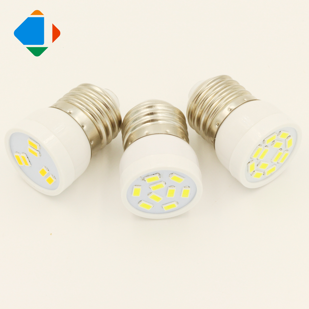 1pcs mini E27 3W 4W 6W led bulbs lamp SMD 5730 6leds 9leds 12leds warm white / pure white 110v 220v small led lights for home e27 15w 1200lm 71 smd 5730 led warm white light lamp white yellow 220v