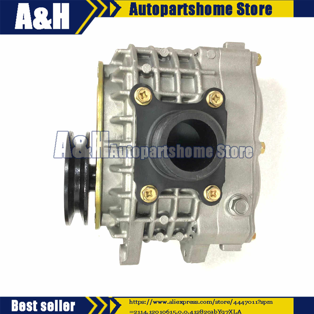 Remanufactured AMR500 for auto Roots supercharger Compressor