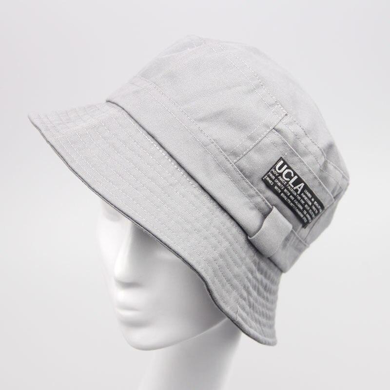 16 Fashion Cottonblend Denim Unisex Cap Bucket Hat Summer Outdoor Fishing Caps for Men and Women Flat Sun Berets HT51041+ 2