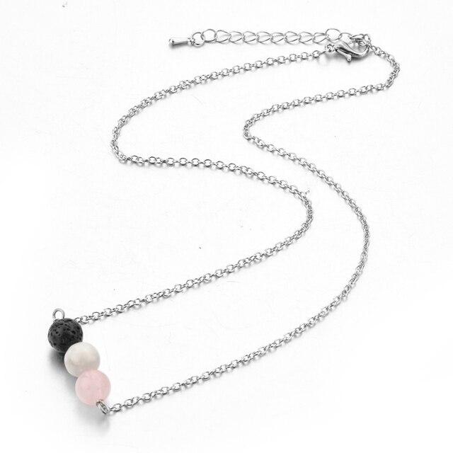 Фото toucheart заказное ожерелье из золотой цепочки и подвески длинные