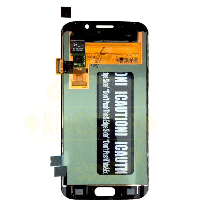 HTB1m00aBhuTBuNkHFNRq6A9qpXag 5.1For Samsung Galaxy S6 Edge LCD G925 G925F SM-G925F Display Touch Screen Digitizer Assembly with frame For SAMSUNG S6 Edge LCD