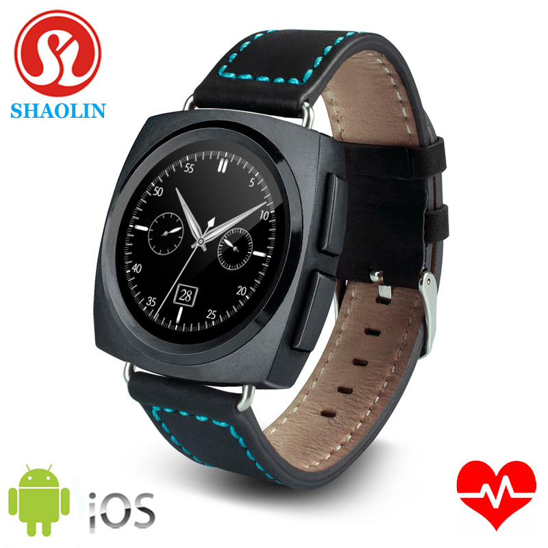 SHAOLIN Smartwatch Bluetooth Smart Watch for IPhone Ios Android Phone with Heart Rate Looks Like Apple Watch Smart Electronics