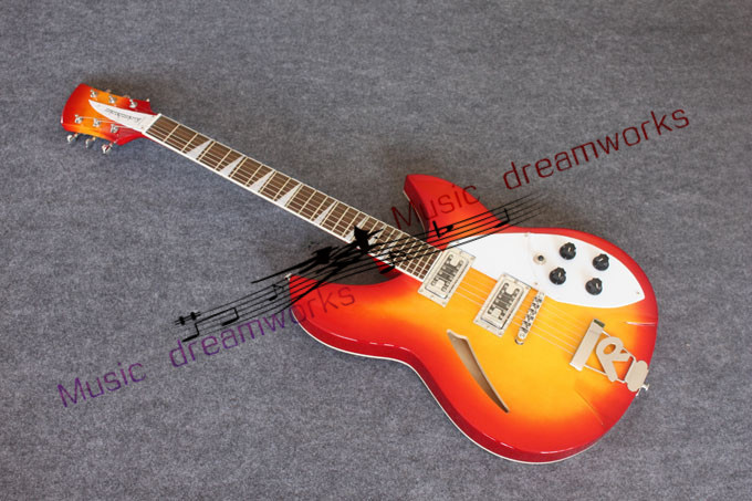 China firehawk OEM guitar electric guitar Richenbarck The latest high quality products The spot to send EMS Free shipping