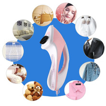 Mini Handheld Garment Steamer Facial Face Steaming Clothes ironing Moisturing Steam Iron Steam Face Beauty Facial