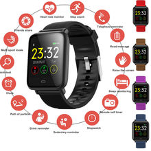 Get more info on the Smart Wrist Band Q9 Sports Fitness tracker  Heart Rate Smart Watch For iphone x xs 7 7p 8 8p Samsung Huawei Google