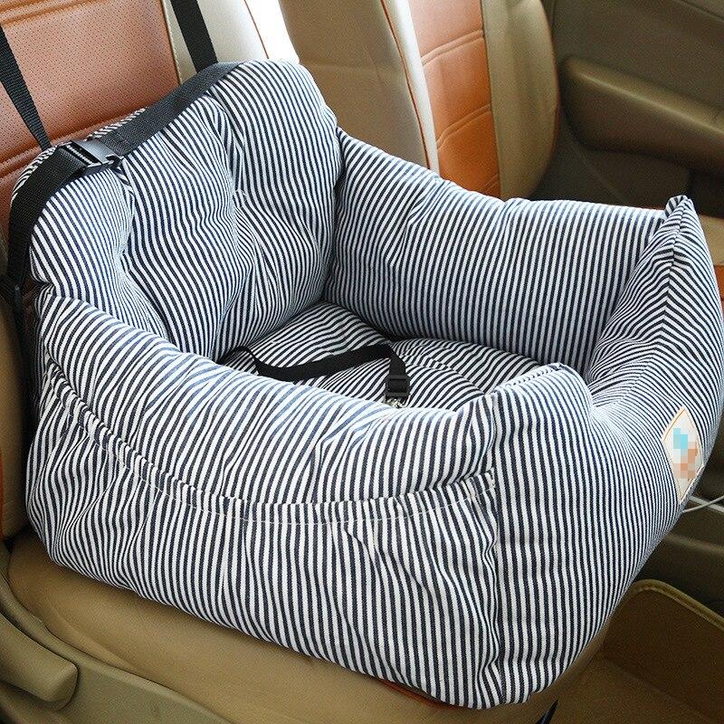 Portador de perro mascota sofá asiento almohadilla de transporte seguro gato al aire libre viaje cachorro perro asiento de coche impermeable perro SUV asiento mascota productos de 3 colores-in Casas, jaulas y corrales from Hogar y Mascotas    1