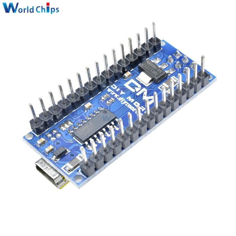 Nano V3.0 3.0 Mini USB Driver ATmega328 ATmega328P 5V 16M Micro Controller Board CH340 For Arduino Usb Cable Replace FT232RL ISP