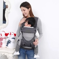 Baby Carrier New Fashion Summer Breathable Hipseat Multifunctional Carrier baby Ergonomic Sling Baby Carrier