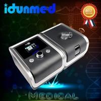 BMC CPAP Portable Breathing Machine For Sleeping Apnea OSAHS OSAS Snoring People W/ Nasal Mask Headgear Tube Bag