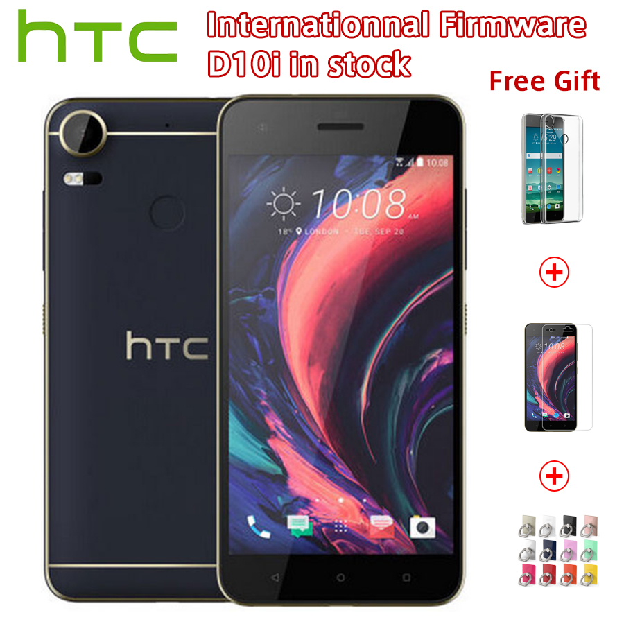 bilder für Original Neue HTC Desire 10 Pro D10i 4 GB RAM 64 GB ROM 4G LTE Handy 5,5 zoll Octa-core Dual SIM 20,0 MP 3000 mAh Smartphone