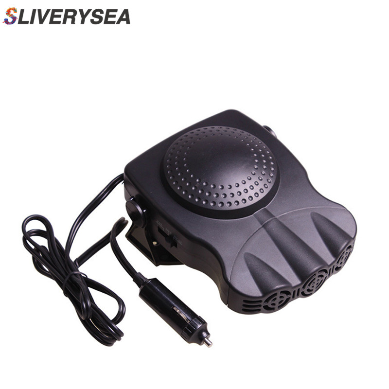 3 in 1 150W Car Heater Heating Defrosting Defroster Demister 12V Auto Dryer Protable Vehicle Driving Defogger #B1162Heating & Fans   -