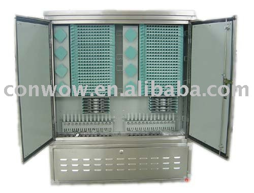 Wholesales,Big Capacity 1152 Cores,Stainless Steel Main Fiber ...