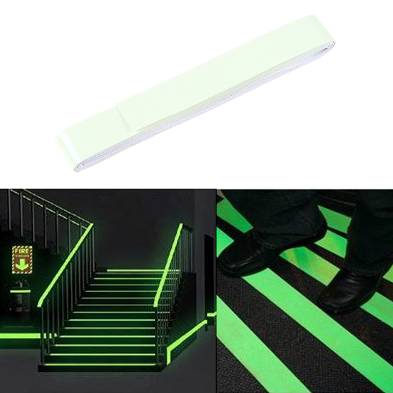 Attractive Luminous Tape 4m DIY Self Adhesive Stage Stair Glow In The Dark Warning  Strip Emergency Lines Wall Sticker Cinta Luminicente In Wall Stickers From  Home ...