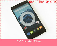 "Original Oneplus One 64GB One Plus 4G LTE Phone 5.5"" 1920x1080 3G RAM 64GB Snapdragon 801 Android 4.4 3100mAh 13.0MP NFC CM11"