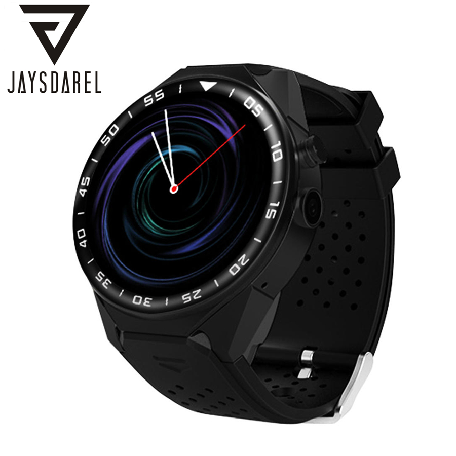 JAYSDAREL S99C Android OS Smart Watch Phone Support Nano SIM Card Heart Rate Monitor Camera Fitness Tracker for Android iOS gs8 1 3 inch bluetooth smart watch sport wristwatch with gps heart rate monitor pedometer support sim card for ios android phone