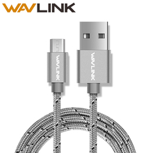 Wavlink USB Cable Chager Charging Cord Sync Data Cable Adapter High Quality HTC 3.3ft/1m for Computer Laptop Android Tablets