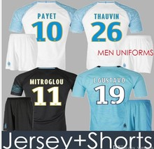 pretty nice fef11 02125 Popular Marseille Jersey-Buy Cheap Marseille Jersey lots ...