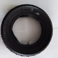 10 Inch Pneumatic Tire For Electric Scooter With Inner Tube 10x2 5 Inflatable Tyre