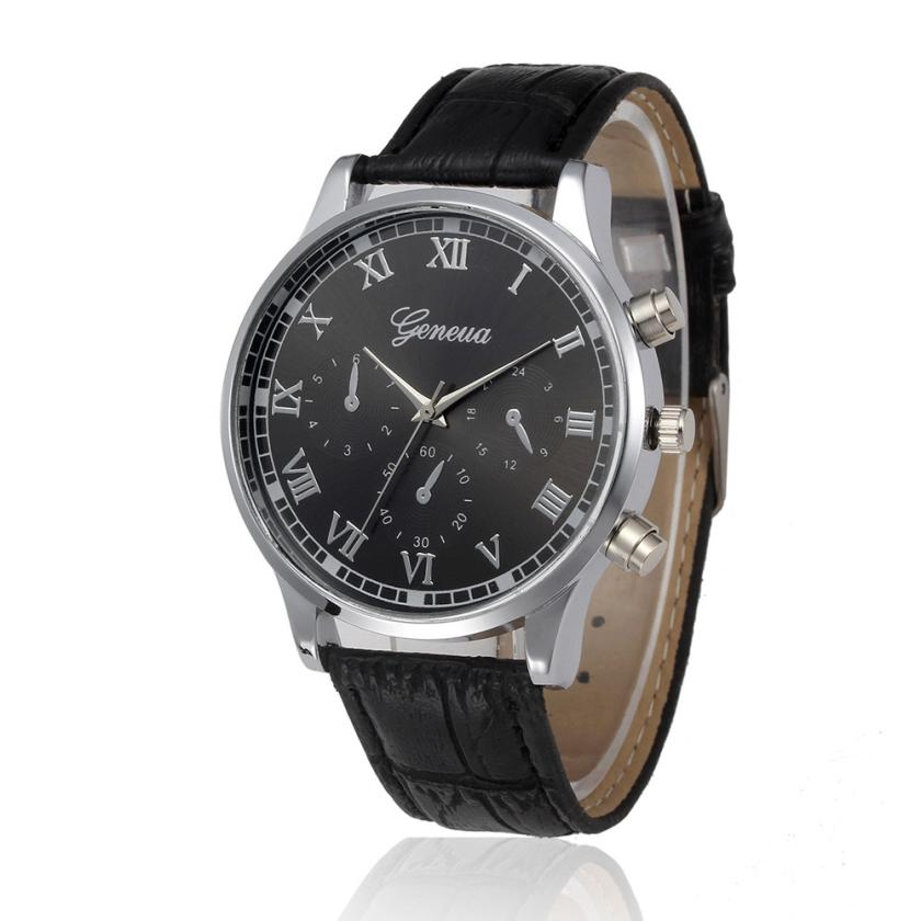 Relogio Masculino Watch Watches Men FRetro Design Leather Band Analog Alloy Quartz Wrist Watch   july25 4комнатную квартиру в энгельсе