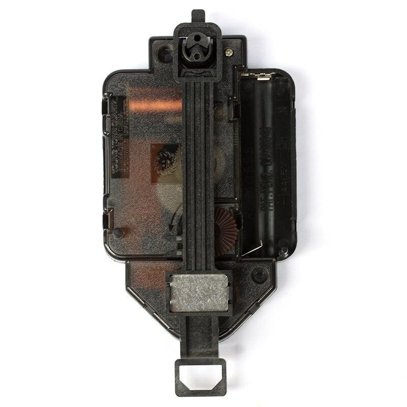 12888 Jeunes Ville Pendule Mouvement de type 4 sortes Vis longueur En Plastique Mouvement Avec Mains Étape Horloge Quartz Accessoire DIY Kits