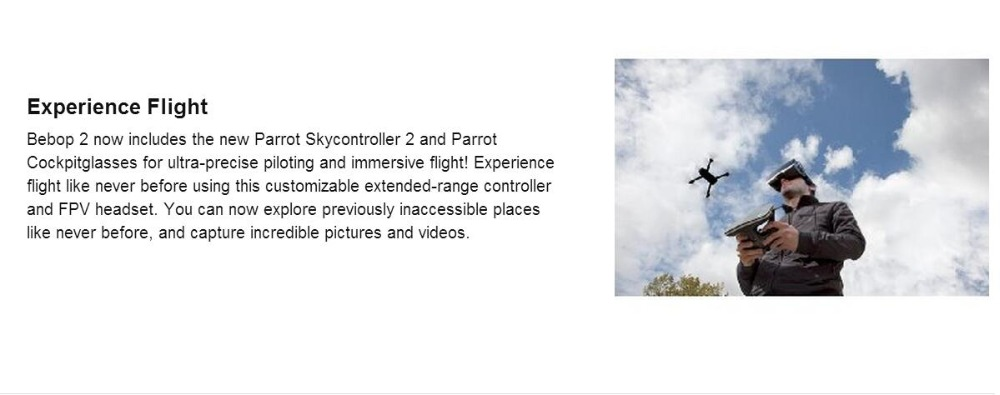 Parrot Bebop 2 FPV(7)