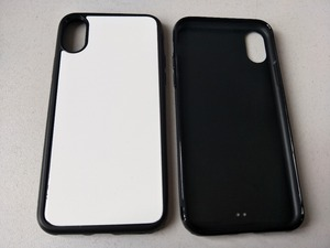 Image 4 - Для iPhone 12 5,4 дюймов 11 pro Max 5S SE 6 6S 7 8plus 2d Резиновый ТПУ чехол с сублимационной печатью + алюминиевая пластина 5 шт./лот