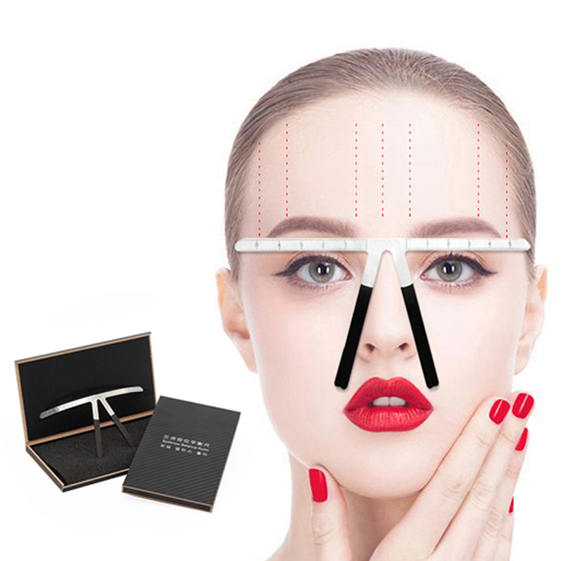 professional-microblading-eyebrow-tattoo-stencil-ruler-shaper-template-makeup-tattoo-accessories-supply
