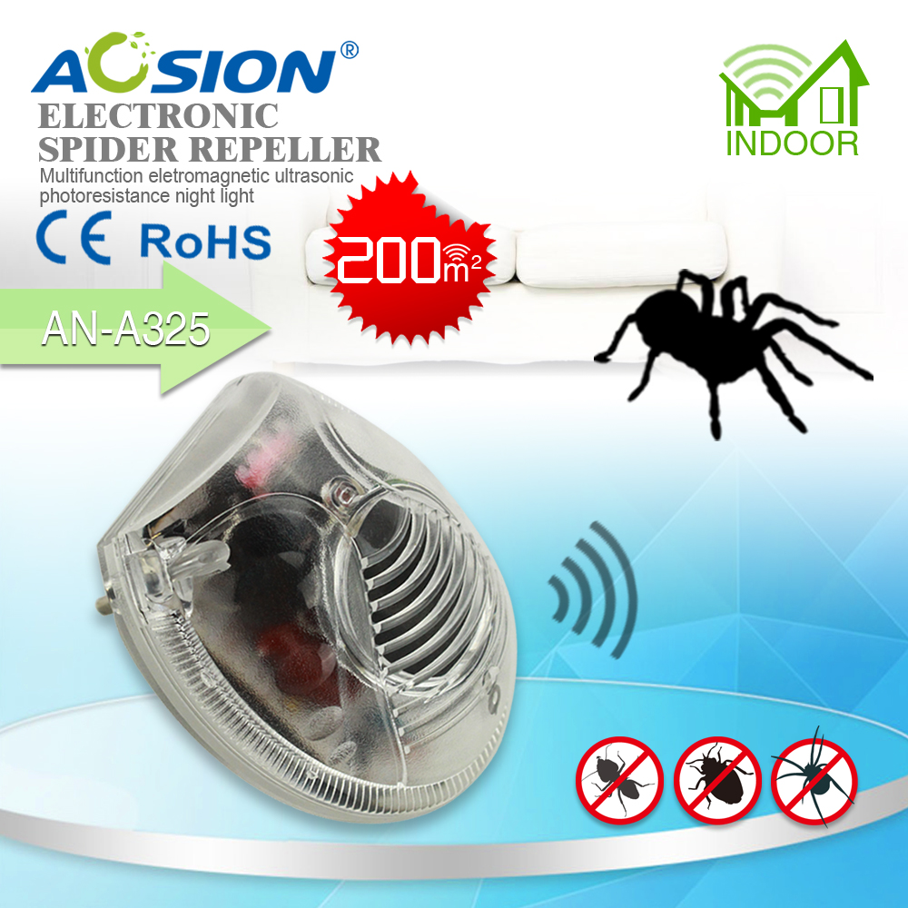 Aosion Electromagnetic Ultrasonic And Electronic Spiders Pest To Build Environmentallyfriendly Mosquito Repeller Circuit Diagram Cockroach Mouse Eco Friendly Control In Repellents From Home Garden