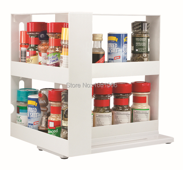 Ordinaire White Cabinet Organizer 4 Racks Set,24X27X10CM,store Up To 20  Bottles,kitchen