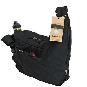 Image 3 - 新しいを CAREELL C2028 ポータブル小旅行カメラバッグ防水カジュアルショルダーバッグ用ミニカメラバッグ耐震性