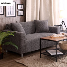 four knitted room sofa