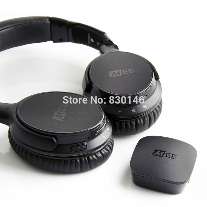 MEE Audio Connect Bluetooth Wireless Hifi HD Headphone System T1H1 for TV Bluetooth Wireless Audio Transmitter and Headset hubatka audio sweetening for film and tv