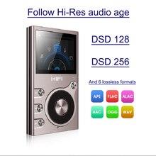 Nueva IQQ C18 8 GB 24bit/192 KHz DSD de nivel de Entrada de Alta Fidelidad Reproductor de Música AAC ALAC WMA OGG APE FLAC