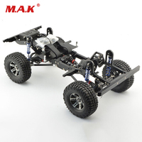 1:10 RC Crawler Xtra Speed D90 Car Body Chassis Frame Kit With Wheels 280mm for Car Model Accessory