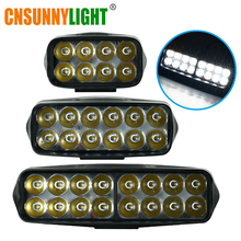 CNSUNNYLIGHT LED Work Bar Light Headlight for Car Motorcycle