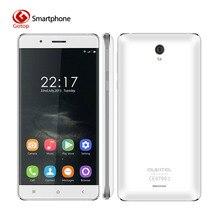 Original Oukitel MTK6735P K4000 5.0 pulgadas Android 5.1 Quad Core Teléfono Celular Ram 2 GB + Rom 16 GB 13.0MP 1280x720 4000 mAh 4G LTE