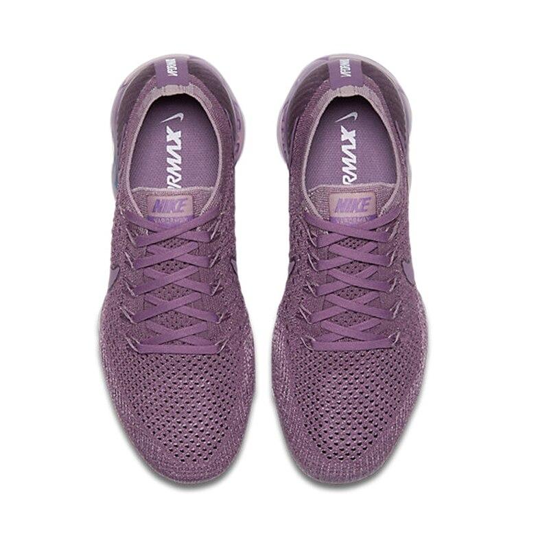 4b25e0b37d0 Nike Air VaporMax Flyknit Women s Breathable Running Shoes