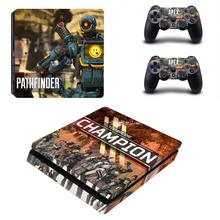 APEX Legends Skin Sticker For PlayStation 4 And Controllers
