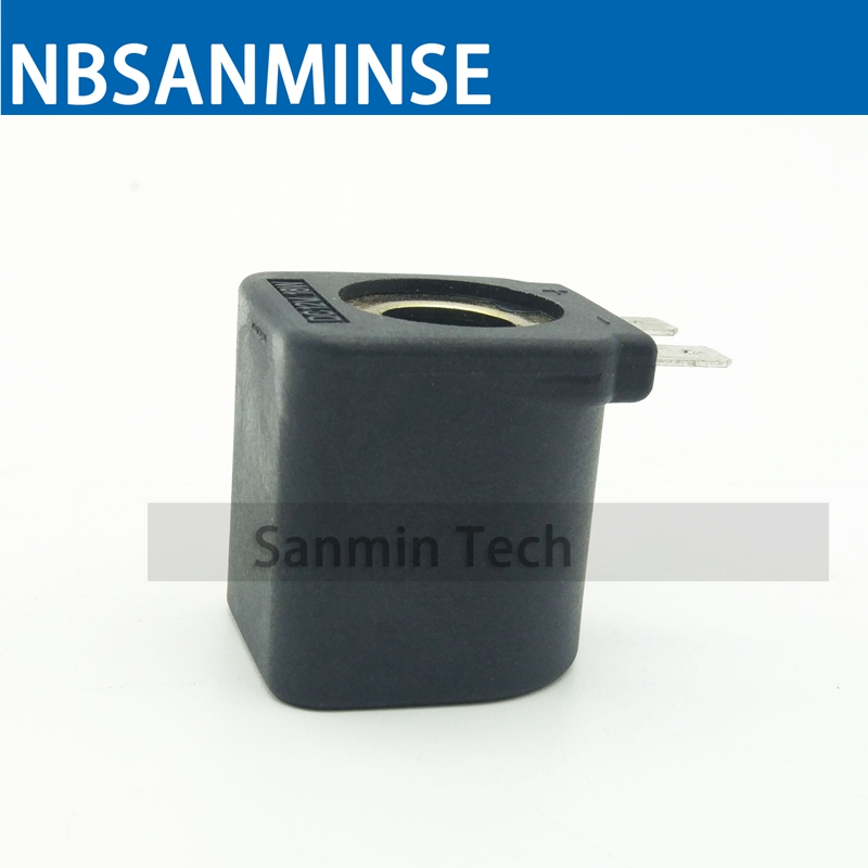 Nbsanminse 20pcs/Lot Sl133 Automobile Valve Coil Electrical Solenoid Valve Dc12v Voltage Insert Type Valve Coil