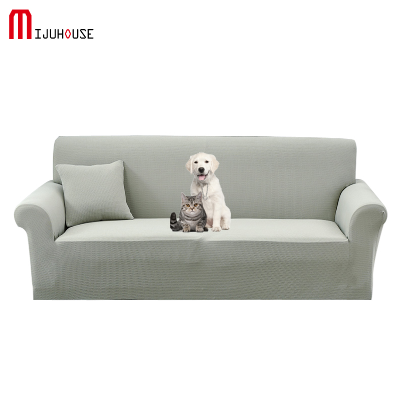 Amazing Us 7 13 49 Off Waterproof Sofa Cover 95 Polyester 5 Spandex Anti Skid Dirt Proof Sofa Protector Elastic Pet Dog Cushion Mat Sofa Slip Covers In Download Free Architecture Designs Scobabritishbridgeorg