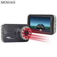 MIXIAO 9 pcs IR Light Night Vision Car Camera FHD 1080P G Sensor 170 Degree Car DVR T639 On Cam Dash Camera Dash Cam
