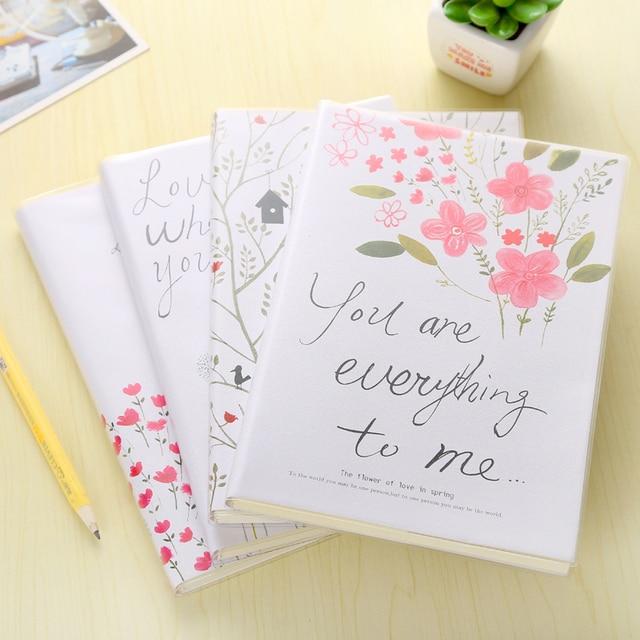 Hot Sale Simple Design Horizontal line Notebook School Stationery - horizontal writing paper