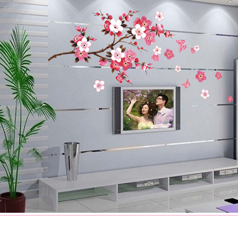 Extra Large Size 165cmx75cm Vintage Retro Diy Wall Stickers Home