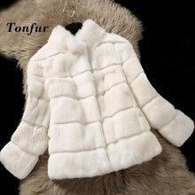 mulheres casaco de genuíno
