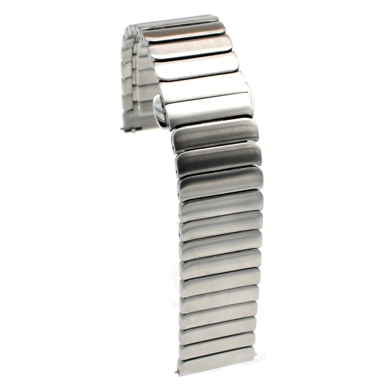 otex  Watchband For Casio  Solid stainless steel Watch bands Bracelet Watch accessories Silver Strap luxury fashion male stainless steel 20mm strap watch accessories solid watch silver steel bracelet clock watch accessories