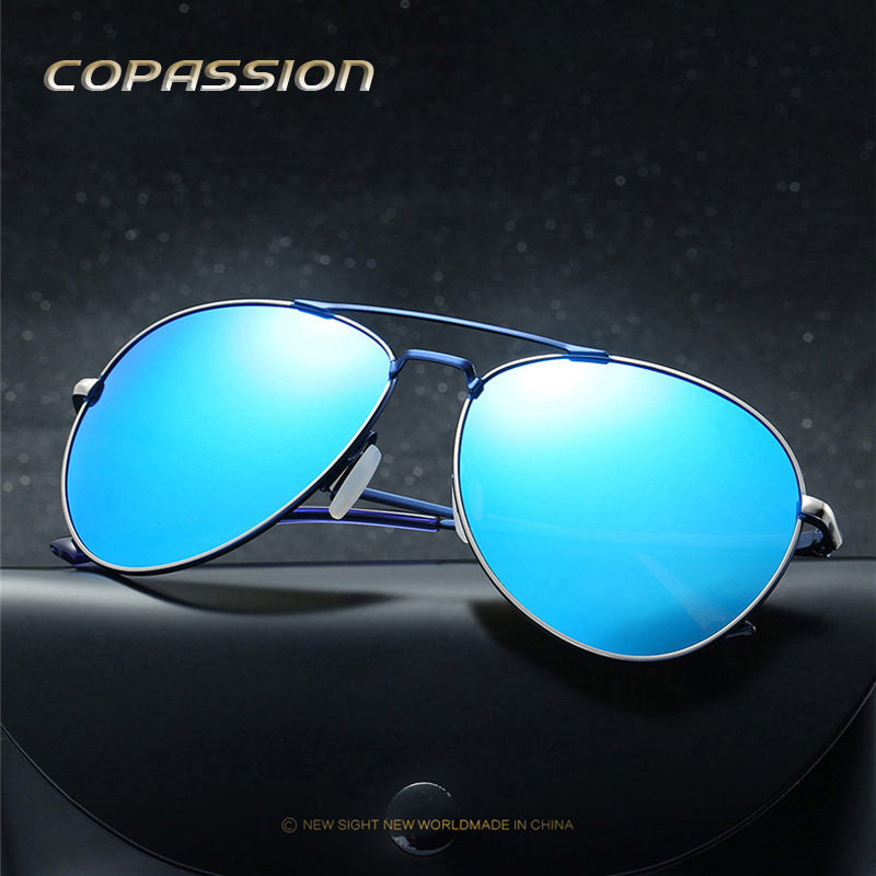 New Pilot sunglasses women men Brand design polarized Driving sun glasses driver Sports uv400 Eyewear retro Vintage gafas de sol