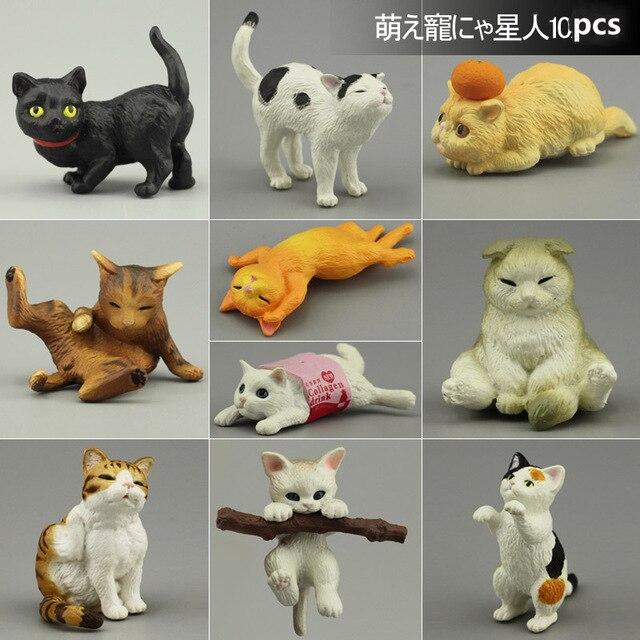 Aliexpress Com Buy Japanese Genuine Bulks 10 Sets Cute Pets Black