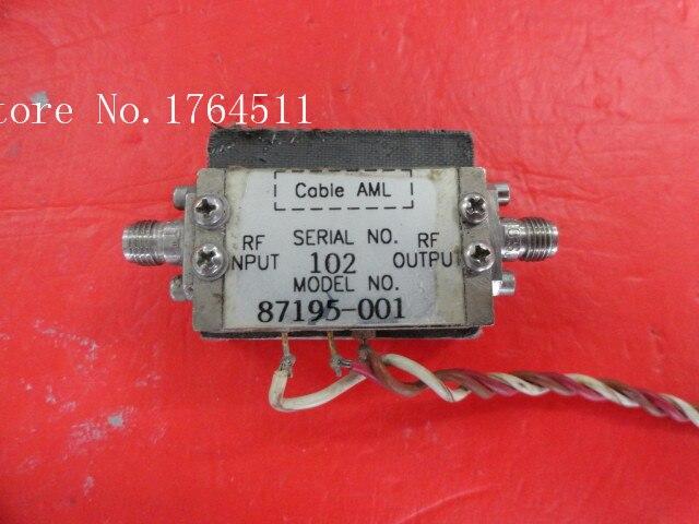 [BELLA] Supply 15V SMA Amplifier 87195-001