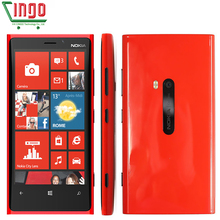 "Original Nokia Lumia 920 Entsperrt 4,5 ""IPS Win 8 OS Dual-Core 1,5 GHz 32 GB 3G GPS WIFI 8.7MP 1080 P Windows Phone Nokia 920"