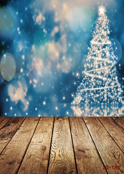 Christmas New Year Backdrop Vinyl Custom Photography Backdrops Prop Photo Studio wood floor Background 10x10ft vinyl custom wood grain photography backdrops prop studio background tmw 20185